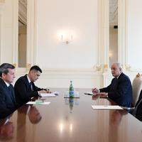 """Президент Ильхам Алиев: В последние годы связи между Азербайджаном и Туркменистаном поднялись на новый уровень <span class=""""color_red"""">- ФОТО</span>"""