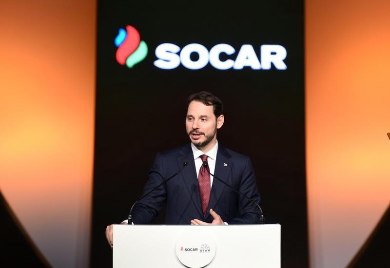 Берат Албайрак: НПЗ Star внесет огромный вклад в развитие нефтехимической промышленности Турции
