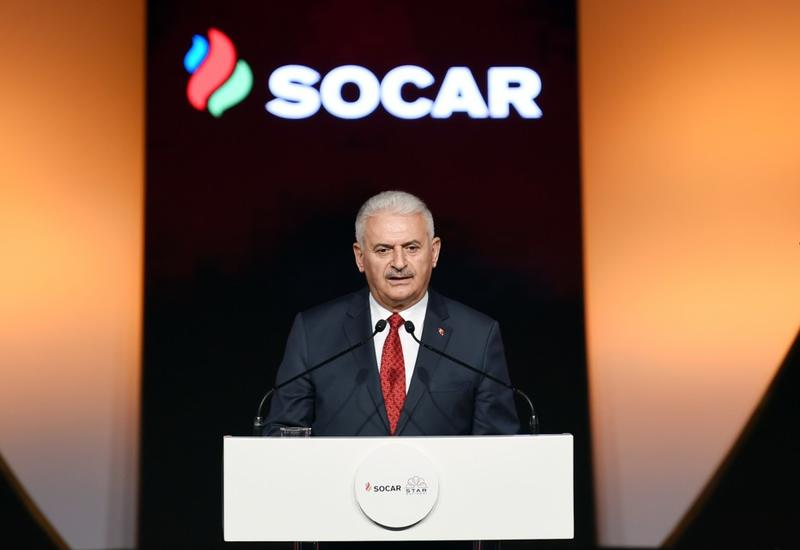 Бинали Йылдырым: Отношения между Турцией и Азербайджаном все больше укрепляются