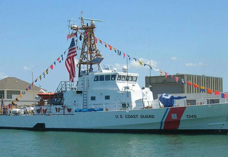 США передали Грузии два сторожевых катера