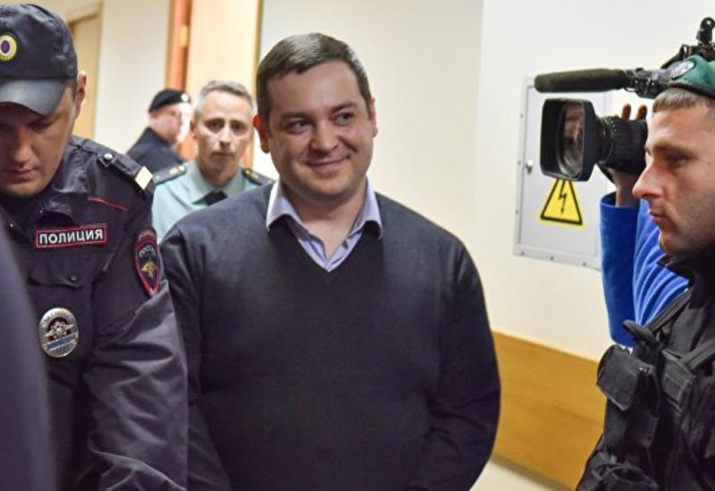 Давидыч получил почти пять летколонии