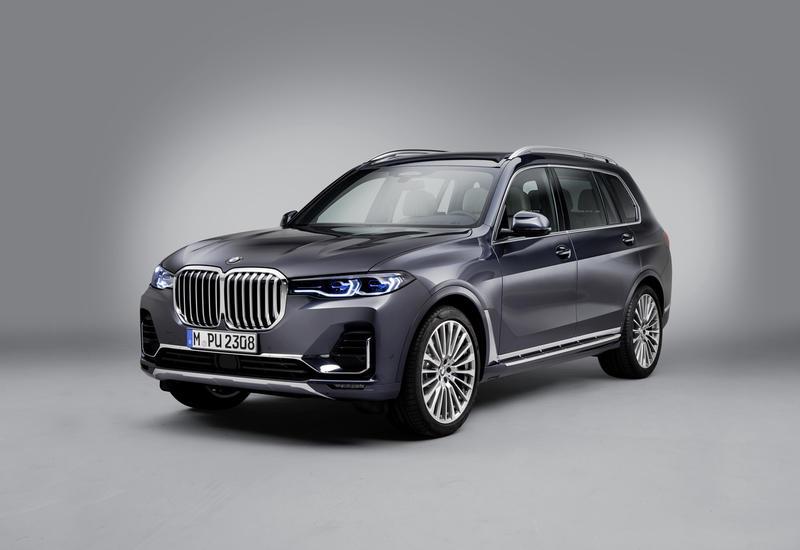 """Новый внедорожник BMW X7 <span class=""""color_red"""">- ФОТО</span>"""