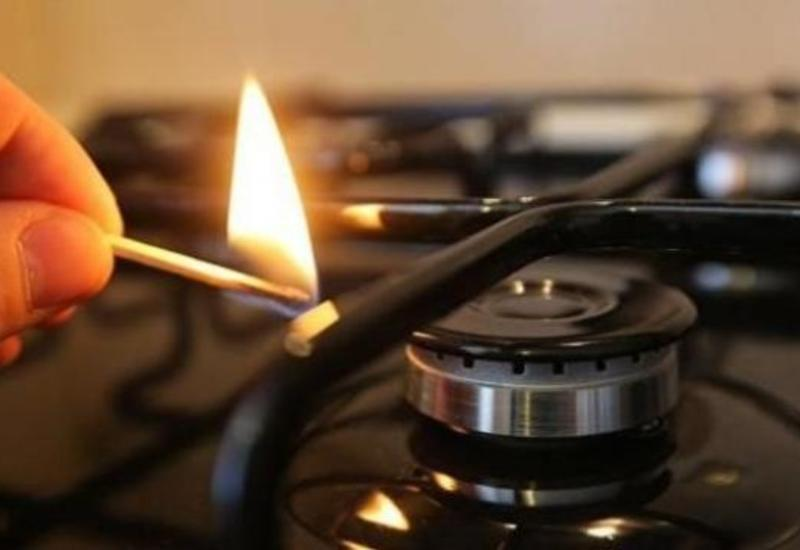 В этом районе Баку приостановлена подача газа