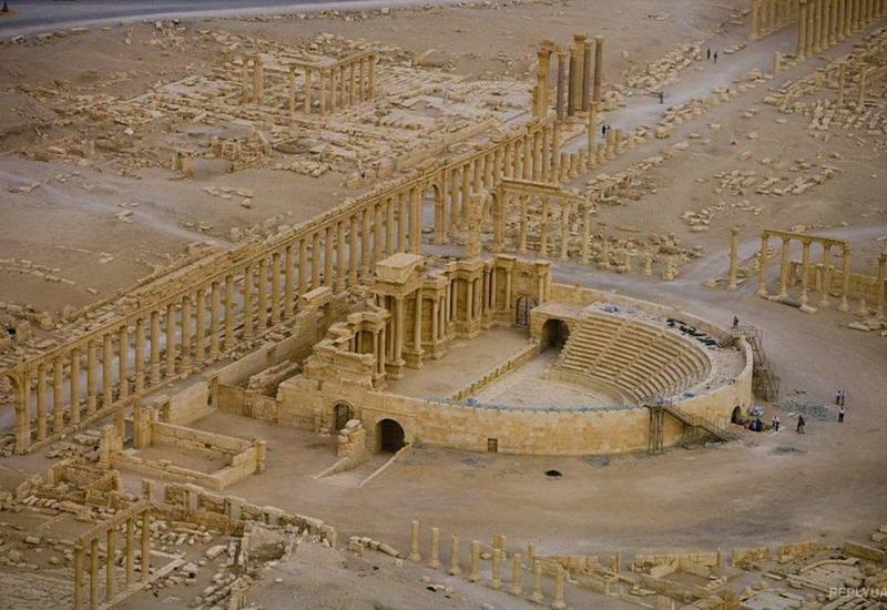 Сирийские власти вернули девять тысяч похищенных исторических артефактов