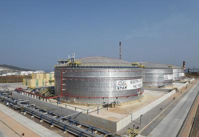 НПЗ Star объявлен первой особой промышленной зоной Турции