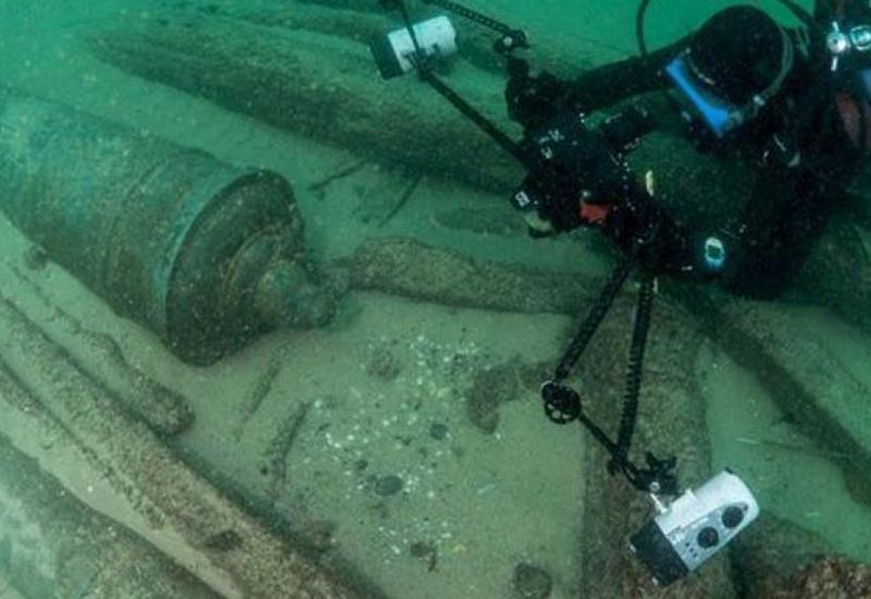 В Португалии нашли затонувшее 400 лет назад судно