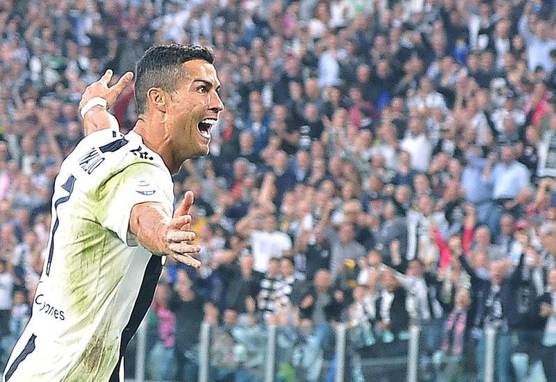 Роналду установил еще один рекорд