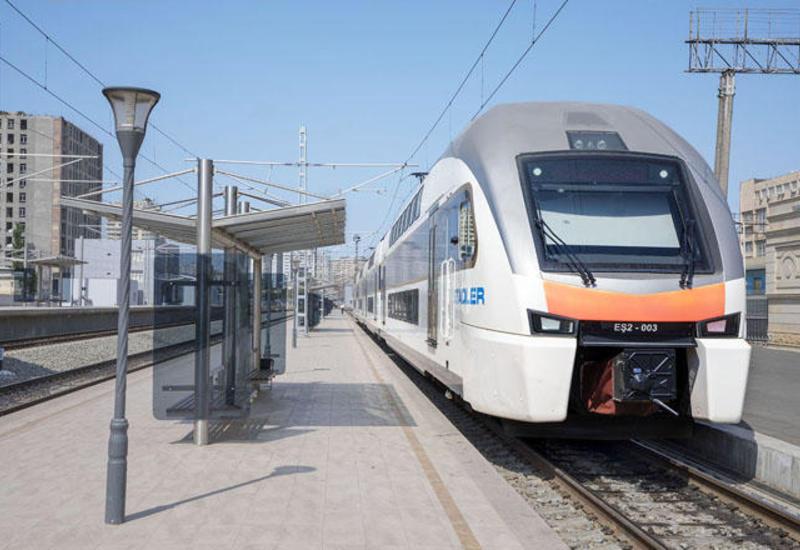 С начала года ж/д транспортом воспользовались более двух миллионов жителей Азербайджана