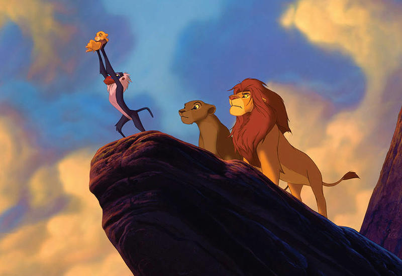 """Фотограф запечатлел известную сцену из """"Короля Льва"""" в жизни <span class=""""color_red"""">- ФОТО</span>"""