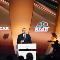 Президент Ильхам Алиев: Лидеры Турции и Азербайджана обладают твердой политической волей для реализации таких гигантских проектов, как НПЗ Star