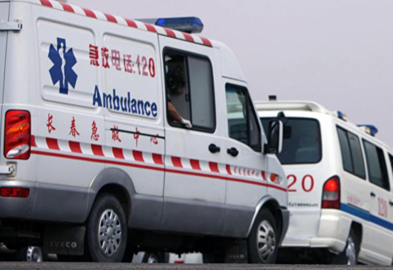 В Китае два человека погибли при обвале на шахте