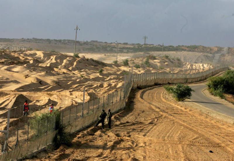 Израиль открывает границу с Газой
