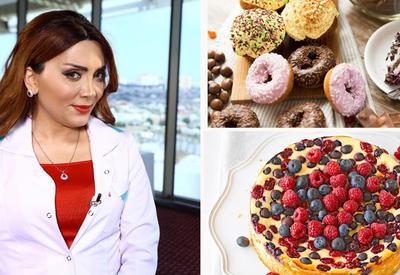 """Нужно ли отказываться от сахара? - Рассказывает диетолог Лейла Зульфугарлы <span class=""""color_red"""">- ФОТО</span>"""