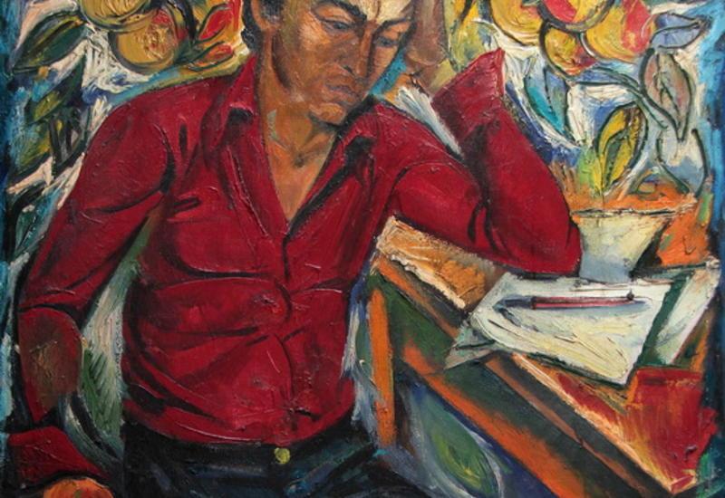 """""""Картинная галерея"""" Day.Az: Работы художника Фикрета Ибрагимли <span class=""""color_red""""> - ФОТО</span>"""