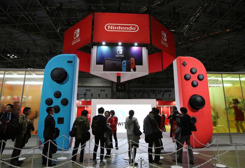 Nintendo ведёт эксперименты в VR-области