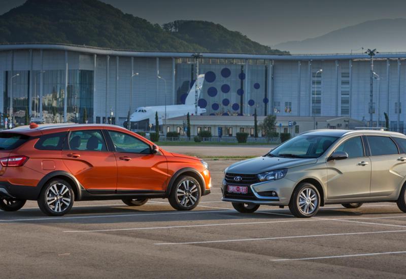 «АвтоВАЗ» вывел на тесты «спортивный» универсал Lada Vesta