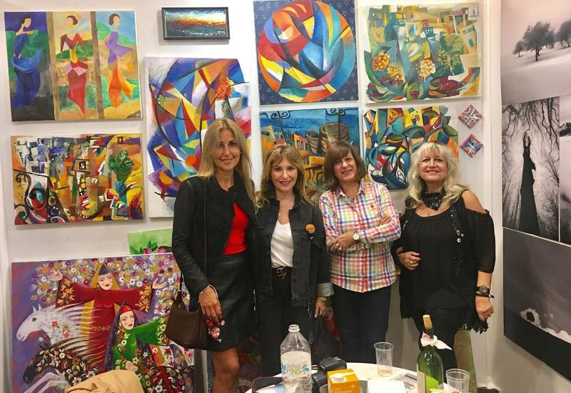 """Картины азербайджанских художников в Лувре <span class=""""color_red"""">- ФОТО</span>"""
