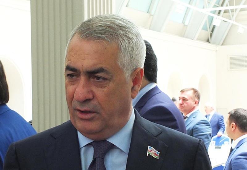 Джавид Гурбанов: Строительство ж/д Баку-Нахчыван пересматривается