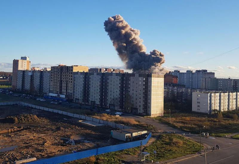 Взрыве на заводе в России, повреждены 16 жилых домов