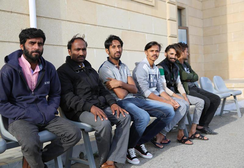"""В Азербайджане за неделю задержано более 160 незаконных мигрантов <span class=""""color_red"""">- ФОТО</span>"""