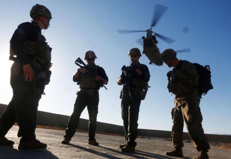 Американский генерал пострадал при атаке талибов в Афганистане