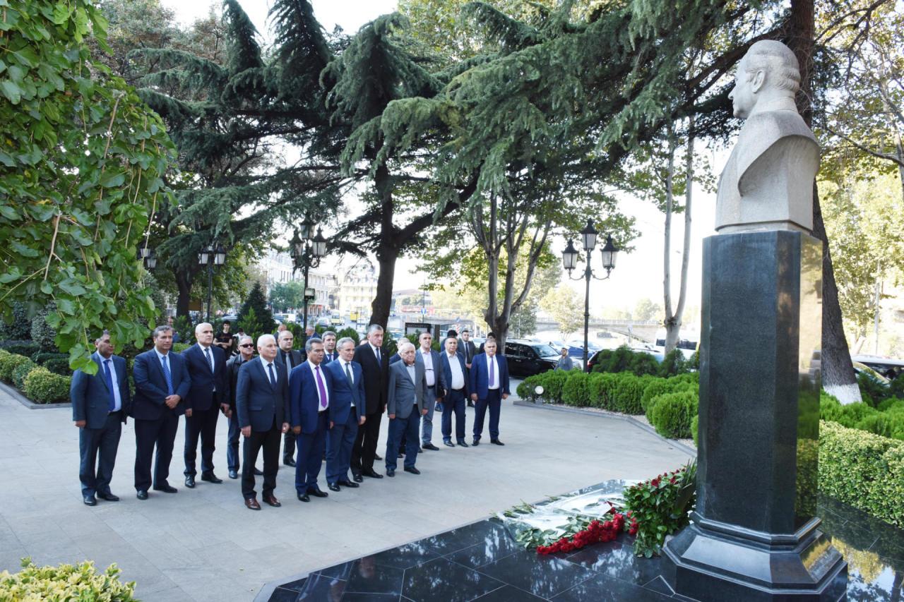 Azərbaycanın media təmsilçilərinin Gürcüstana səfəri uğurlu nəticələrlə yekunlaşıb