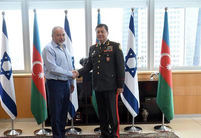 Азербайджан и Израиль обсудили вопросы региональной безопасности