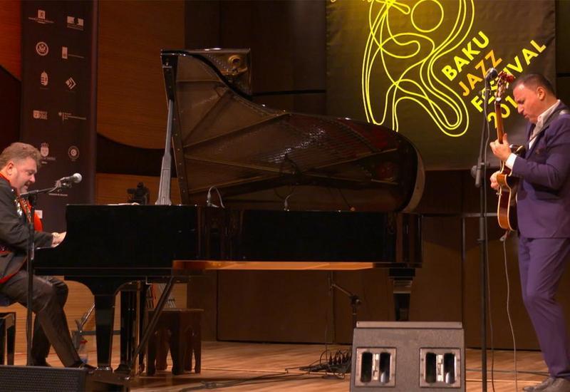 "Euronews представил репортаж о проходящем в Баку Международном джаз-фестивале <span class=""color_red"">- ВИДЕО</span>"