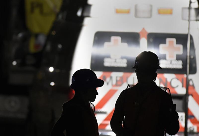 В Мехико прогремел сильный взрыв на алкогольной фабрике