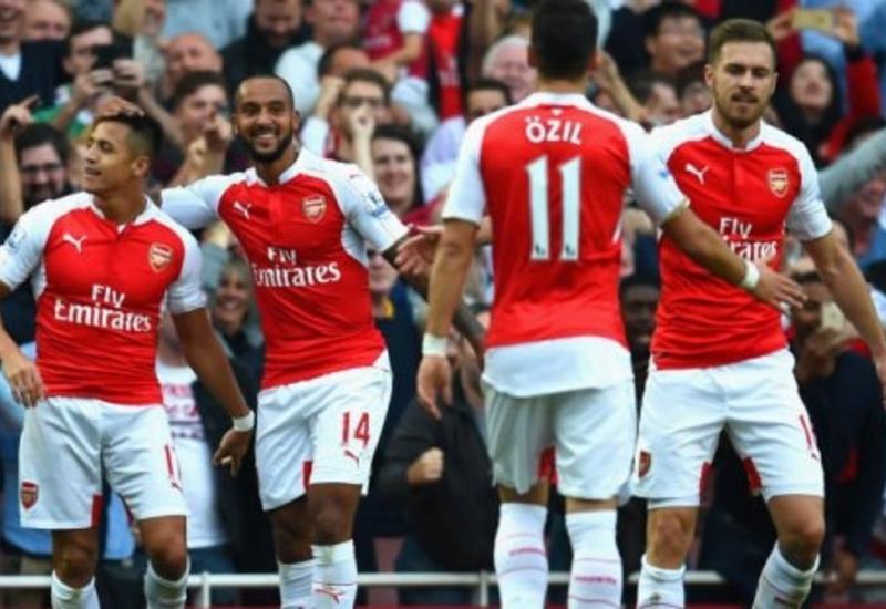 """""""Арсенал"""" впервые с 2007 года выиграл 10 матчей подряд <span class=""""color_red"""">- ВИДЕО</span>"""