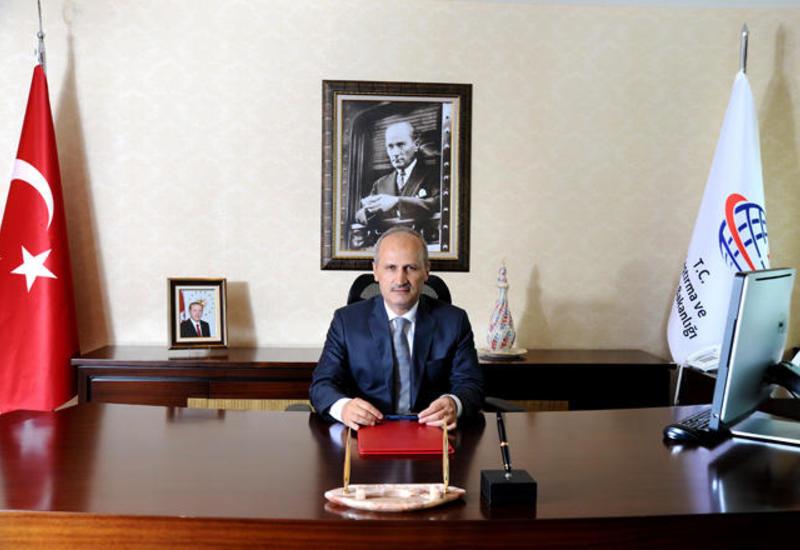Турецкий министр о проекте железной дороги Карс-Игдыр-Нахчыван