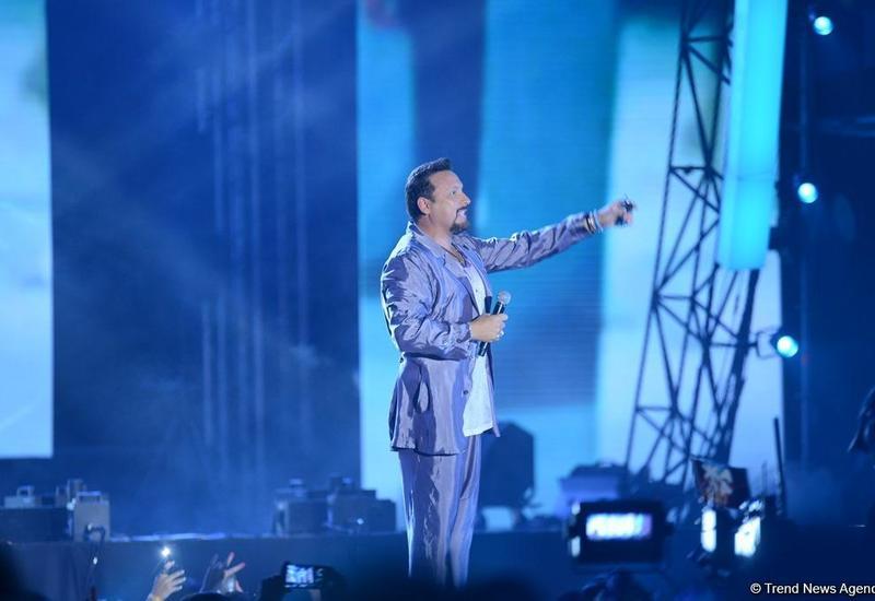 Стас Михайлов выступит с концертом в Баку