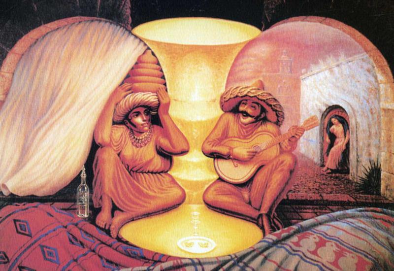 """Оптические иллюзии назнаменитых картинах <span class=""""color_red"""">- ФОТО</span>"""