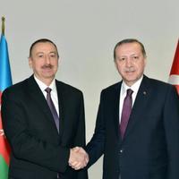 Президент Турции поблагодарил Президента Ильхама Алиева в связи со строительством НПЗ Star
