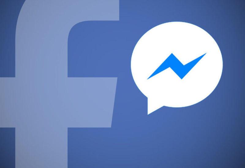 Facebook представил новую версию мессенджера