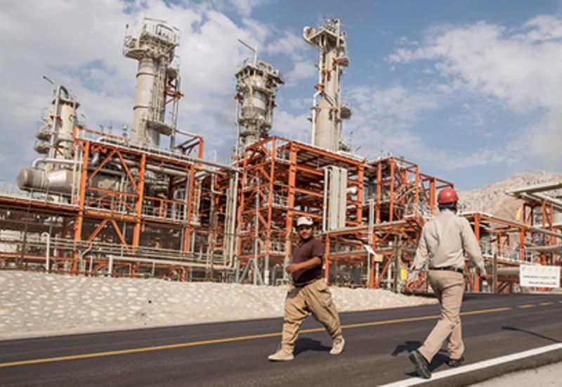 Китай отрекся от иранской нефти