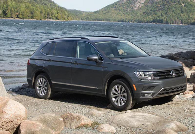 SUV от Volkswagen будут расти в продаже