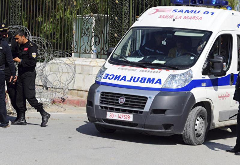 В центре Туниса прогремел мощный взрыв