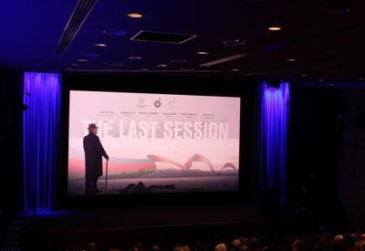 """В Лондоне прошла презентация художественно-документального фильма «Последнее заседание», снятого при поддержке Фонда Гейдара Алиева и генеральном продюсерстве Арзу Алиевой <span class=""""color_red"""">- ФОТО</span>"""