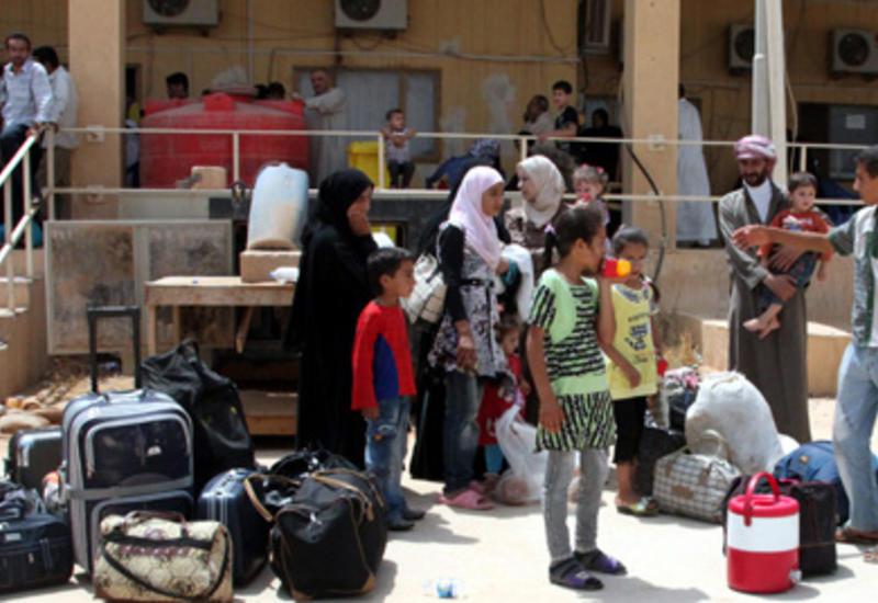 Около тысячи сирийских беженцев покидают Стамбул
