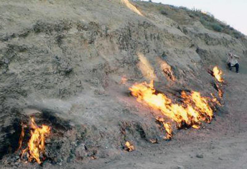 CNN посвятил статью Янардаг - удивительному природному явлению в Азербайджане