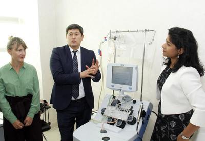 В Центре талассемии впервые на постсоветском пространстве больному проведена процедура эритроцитного обмена