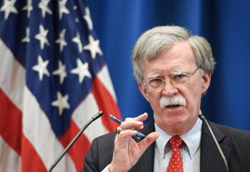 "Болтон назвал Кубу, Венесуэлу и Никарагуа ""триумвиратом тирании"""