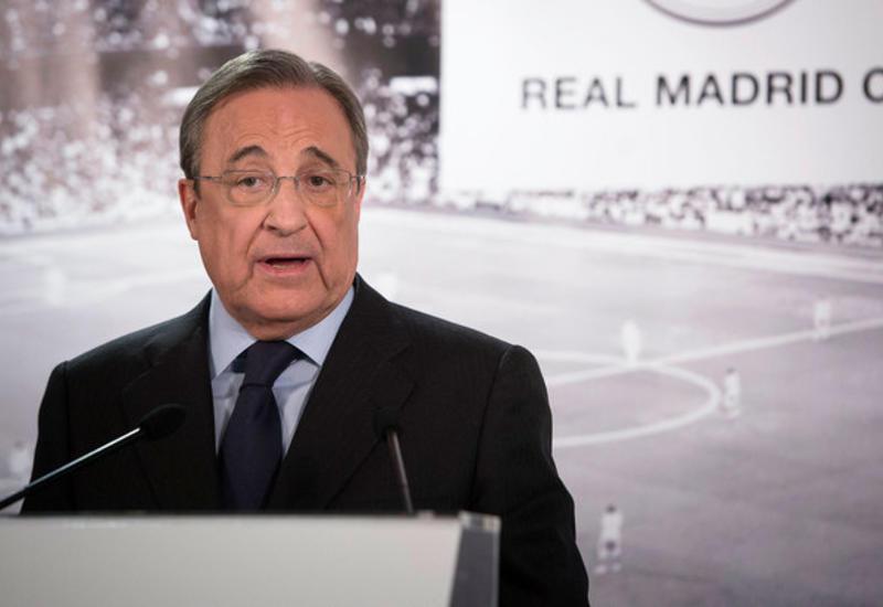 """""""Реал"""" подпишет контракт со спонсором на десять лет и 1,1 млрд евро"""