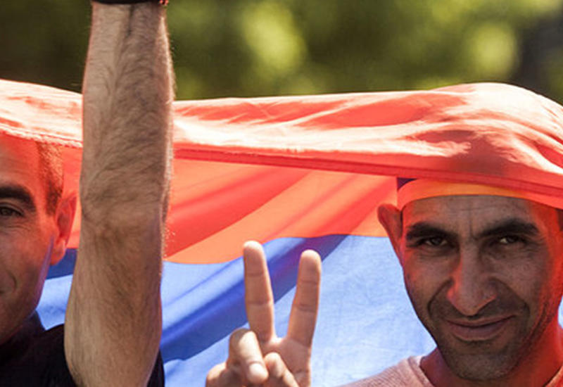 Армянская диаспора закатила истерику Пашиняну