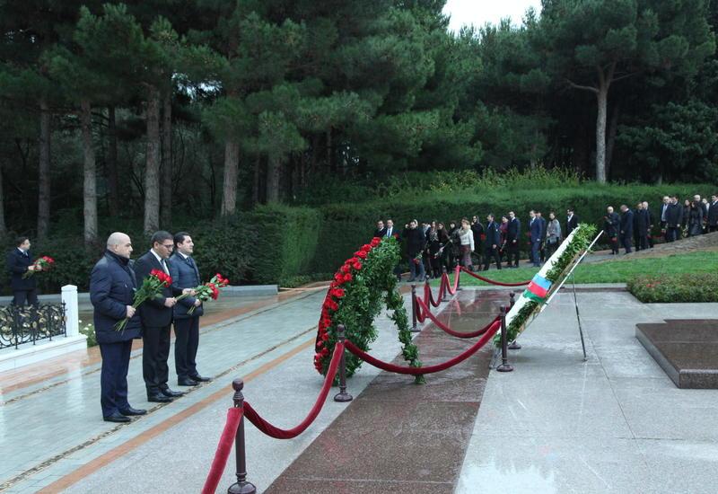 Исполняется первая годовщина деятельности Азербайджанской промышленной корпорации