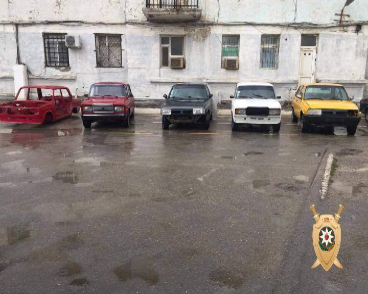 В Сумгайыте раскрыли преступную группировку