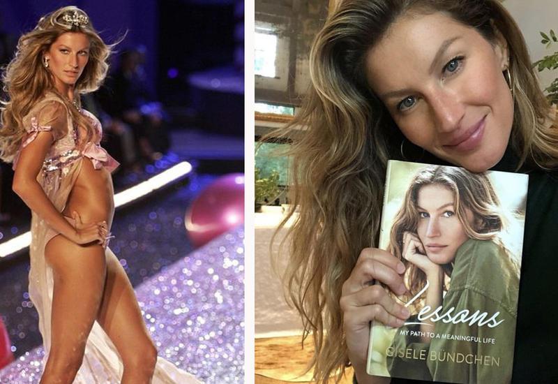 Жизель Бюндхен призналась, почему не хочет быть ангелом Victoria's Secret