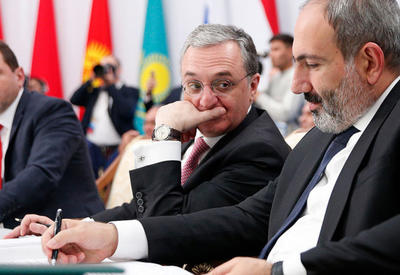 Армению унизили на саммите ОДКБ в Астане - ПОДРОБНОСТИ