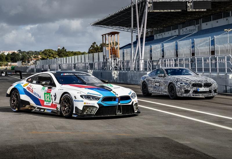 Что будет с BMW M8?